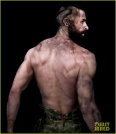 Hugh Jackman: Shirtless in 'Les Miserables'