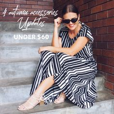 4 Accessories To Update Any Outfit This Autumn-Winter | Under $60