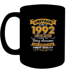 Legends Vintage Made In 1996 Birthday Gift 22 years old Coffee Cups Mugs 60th Birthday Gifts, 22nd Birthday, Coffee Gifts, Baby Shower Gifts, Coffee Cups, Legends, Mugs, Vintage, Funny