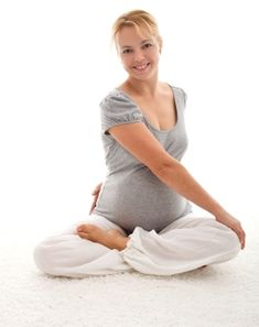 Best Yoga Poses For Pregnancy. FIT PREGNANCY