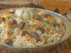 Sebzeli Arpa Şehriye Pilavı Tarifi, Nasıl Yapılır? (Resimli)   Yemek Tarifleri Iftar, Cooking, Food, Bulgur, Easy Meals, Kitchen, Kochen, Meals, Yemek