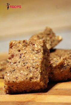 Healthy Meals For Kids, Healthy Recipes, Healthy Food, Vegan Bar, Sweet Bar, Granola, Banana Bread, Biscuits, Deserts