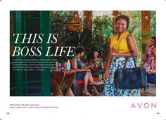 I love what i do with Avon, I love the products and the people i encounter on a daily basis with Avon, Become a #beautyboss and live the #bosslife with Avon go to www.startavon.com and use Refrence Code KBIXLER