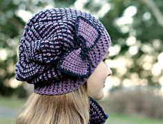 http://www.ravelry.com/patterns/library/clio-hat--cowl