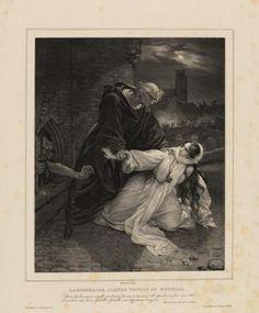 La Esmeralda, Claude Frollo et Gudulle.   Paris Musées