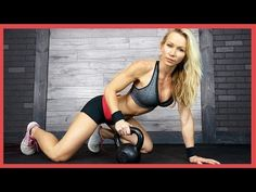 5 Minute Workout #18 - Full Body Burn - YouTube
