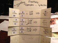 Page 2 of Dividing Fractions