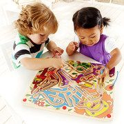 Awesome wooden toys and games:  Take a look at the EDUCO event on #zulily today!