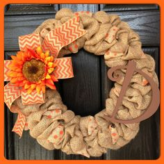Hey, I found this really awesome Etsy listing at http://www.etsy.com/listing/161069806/chevron-burlap-fall-wreath-with-initial