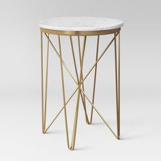 Marble Top Round Table Gold – Project 62 - New Site Navy Furniture, Accent Furniture, Furniture Decor, Living Room Furniture, Space Furniture, Apartment Furniture, Furniture Online, Furniture Sale, Luxury Furniture