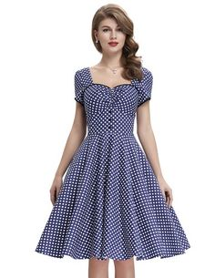 Women's Polka Dots Vintage Casual Dress for Cocktail Party XL https://www.amazon.com/gp/product/B01DEN9P46/ref=as_li_qf_sp_asin_il_tl?ie=UTF8&tag=rockaclothsto-20&camp=1789&creative=9325&linkCode=as2&creativeASIN=B01DEN9P46&linkId=983e6a4ae5f8fea78b6ac04209156fe5