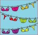 DICAS DA CANDINHA: Lavar roupa íntima