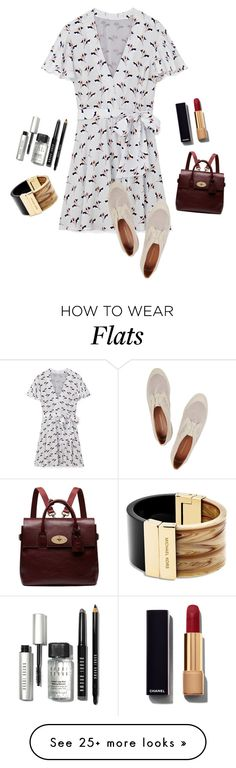 """""""Untitled #582"""" by waila-3 on Polyvore featuring Rebecca Minkoff, Mulberry, Michael Kors, Bobbi Brown Cosmetics, Chanel, women's clothing, women, female, woman and misses"""
