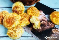 Sajtos pogácsa Feta, Muffin, Chicken, Breakfast, Morning Coffee, Muffins, Cupcakes, Cubs