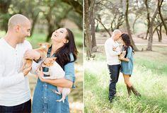 Britt and Sam, A Malibu Engagement - KT Merry Photography