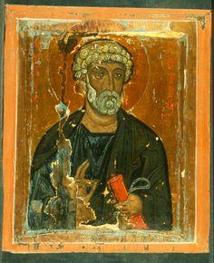 Best Icons, Byzantine Icons, Orthodox Icons, Saints, Objects, The Originals, Princeton University, Painting, Byzantine Art