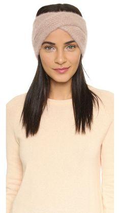How to Style a Knit Headband | POPSUGAR Beauty