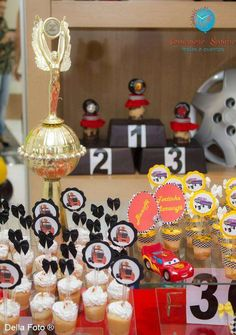Cars - Disney Birthday Party Ideas   Photo 2 of 49   Catch My Party