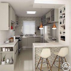 62 Gambar Dapur Minimalis terbaik di 2020 | Minimalis, Ide dapur ...