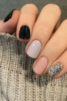Classy Nails, Stylish Nails, Trendy Nails, Cute Nails, Cute Simple Nails, Cute Short Nails, Summer Acrylic Nails, Best Acrylic Nails, White Summer Nails