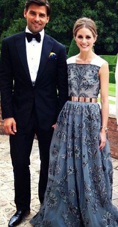 Olivia Palermo & Johannes Huebl | getthelookoliviap...   203      64