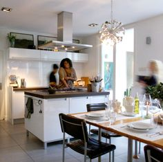 Americans in The Hague: Sonia's Warm and Welcoming International Kitchen — Kitchen Tour