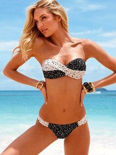 Summer Victoria secret new line of bathing-suits