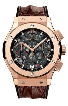 Hublot Classic Fusion Falcao red gold