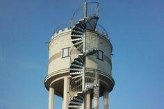 Kudy z nudy - Vyhlídka vodárenská věž v Heřmanově Huti