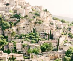 | ♕ |  Gordes, Provence - {Plus Beaux Villages}  | by © Kallie Brynn | via ysvoice | via Tumblr