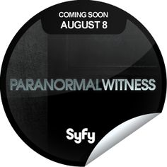 Sandra Bee's Paranormal Witness Coming Soon Sticker | GetGlue