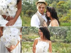 An Aussie bush wedding shoot by Stephanie Newbold