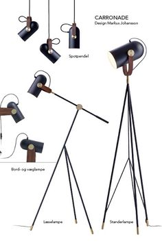 News from Le Klint! CARRONADE. Danish design! Buy it here --> www.lampemesteren.dk
