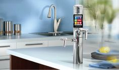 The Tyent UCE-9000 Turbo Under-Counter Extreme Water Ionizer offers complete control over what comes out of the tap. Running water may never be the same.
