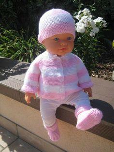 3 Cardigan Pattern, Baby Cardigan, Baby Knitting, Knitwear, Crochet Hats, Beanie, Couture, Craft, Fashion