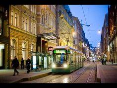 Calles de Helsinki-Finlandia-Producciones Vicari.(Juan Franco Lazzarini)