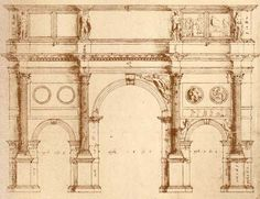 The Exploratory Drawings of Andrea Palladio