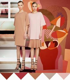 TRENDS // PATTERN PEOPLE - Print + Color Inspirations and Design Submissions - FASHION VIGNETTE