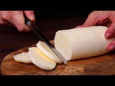 Nu cumpărați unt! Fă-ți singur untul! Aveți nevoie doar de 1 ingredient - YouTube Compound Butter, Romanian Food, Dairy, Keto, Cheese, Homemade, Baking, Youtube, Yogurt