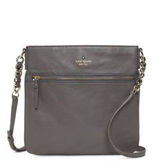 Cross-body bag, for running errands around Manhattan. IN MY DREAMS.