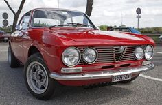 Alfa Romeo GT 1300 Junior, 4th series (1974-1976)