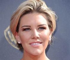 Charissa Thompson Short Hair Related Keywords ...