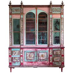 """Folk Art """"Picassiette"""" Deux-Corps, France, 19th Century 