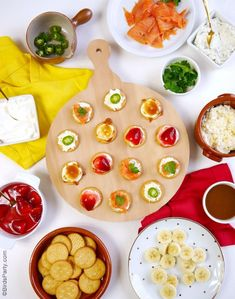 Four Delicious Party Etizers To Make In Minutes