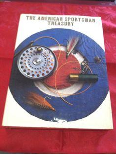 1971 The American Sportsman Treasury Remington Edition Exc
