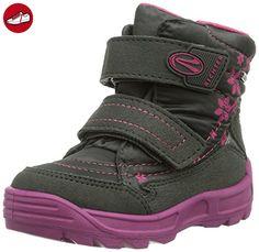 Pep Step 1631201,coal-neon pink-turkis Größe 25 Mehrfarbig (02420Coal-Neon Pink-Türkis)