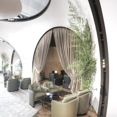 The Chic Turkish Airlines CIP Lounge, Istanbul