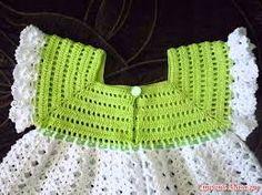 Resultado de imagen para vestidos a crochet patronesgratis