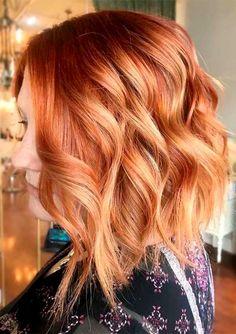 Medium Auburn Hair Color, Short Auburn Hair, Auburn Blonde Hair, Natural Auburn Hair, Light Auburn Hair, Red Hair With Blonde Highlights, Short Red Hair, Red Hair Color, Hair Colors
