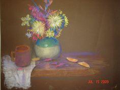 Original pastel